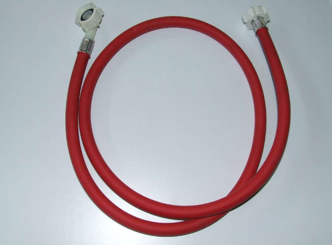 Fill hose red