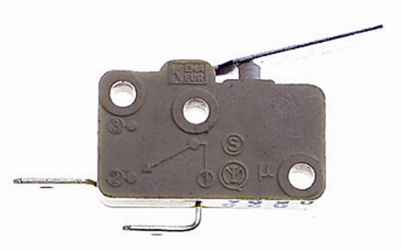 Door micro switch