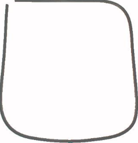 Front gasket