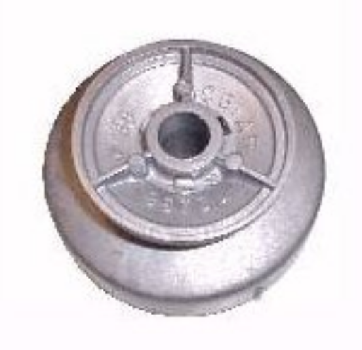 Motor variable pulley
