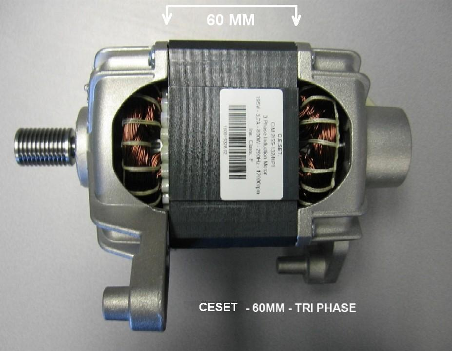 MOTOR THREE PHASE  (STATOR 60)
